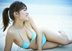 久松郁実写真お得な3枚セット91 巨乳グラビアアイドル