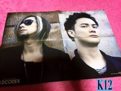 K12★OLDCODEX/FTISLANDイ.ホンギ★ポスター★新品 2015/1