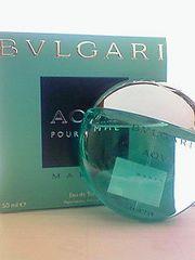 ☆ ブルガリ アクアプールオムマリン 50ml ☆ BVLGARI 新品 香水