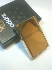 ☆ Zippo  270 ノーラインゴールド ☆ 新品 ジッポー