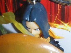 ドラゴンボールZスーパーエフェクトフィギュアキーホルダーvol.5 17号フィギュア