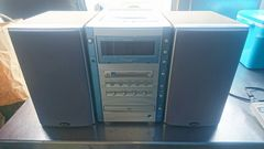 DENON☆CD/MDコンポ☆D-M1MD☆中古☆
