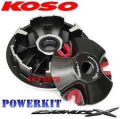 KOSOパワープーリーシグナスXマジェスティ125アクシストリートBW'S125XGTR125