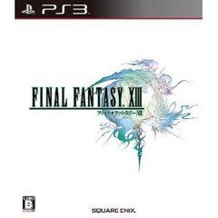 [新品]PS3ファイナルファンタジーXIII(FFXIII)初回特典FFXIVキャンペーンコード付