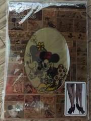 新品!ディズニー ミニーマウス ストッキング ハロウィン
