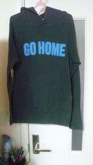 GO HOME�p�[�J�[
