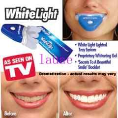 TV通販☆白い歯ホワイトニング/口臭予防タバコヤニ取り黄ばみ取り歯垢他