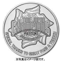 ☆千点限定&認定書☆楽天イーグルス≪純銀製≫日本一記念メダル