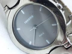 2549復活祭★renomaレノマ☆RK7007M/PARISメンズ腕時計激レアモデル