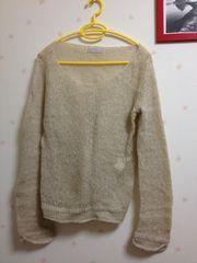 KBF 毛糸セーター