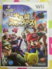 Wii[大乱闘 スマッシュブラザーズ X]レターパック360