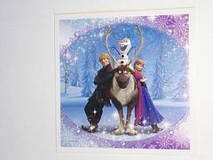ディズニー アナと雪の女王 シールコレクション オラフ