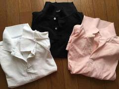 ☆ポロシャツ3点まとめ売L.XLサイズメンズGAP.gu美品から★