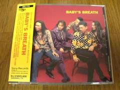 ベイビーズ・ブレスCD BABY'S BREATH 廃盤