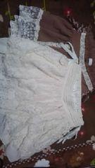 リズリサ・インナーパンツ付きスカート2枚セット