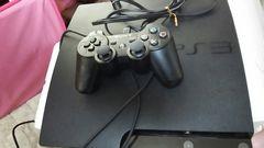 プレステ3 (PS3)本体+コントローラー