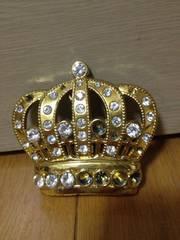 王冠♪デコキラ☆バックル