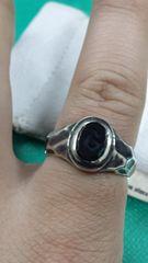 GARNI�K���j R.V-G Onyx Ring-S(GR13029) 19��