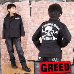 新品◆ミリタリージャケットジャンパー◆130ドクロが激渋!