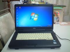 すぐに使える Window7モデル FMV-A8290 DVD 2G/160G