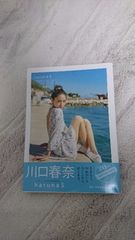 美品:川口春奈:写真集/haruna3