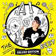 ∴AI【20417】THE BEST-DELUXE EDITION ベスト★新品未開封 2CD