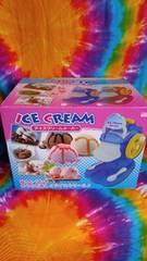 アイスクリームメーカー★自宅でアイスクリーム作り♪