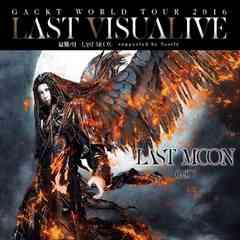 GACKT/LVL LAST MOON�mCD+DVD�n