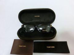 TomFordトムフォード伊達眼鏡めがねメガネサングラスTF5146 黒