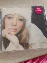 西野カナ★CD★Dear