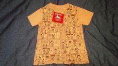 new☆UNIQLO UT  kidsスヌーピーグラフィックTシャツ110cm  キャラT
