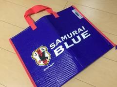 サッカー日本代表 オリジナルレジャーシートバッグ/未使用