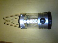 ス-パ-LED×12個のランタン 照度調節可 単3×3