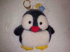 レア!葛西臨海水族園 ペンギン マスコットキーホルダー ぬいぐるみ フェアリーペンギン