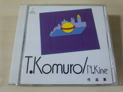 CD「小室哲哉 / 木根尚登 作品集TM NETWORK」廃盤●