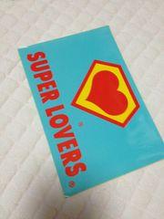 SUPERLOVERS★ステッカー