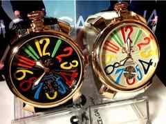 2本セットGAGAミラノTYPEClubface正規品腕時計キムタクexile