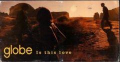 ◆8cmCDS◆globe/Is this love /ラブミディアムナンバー