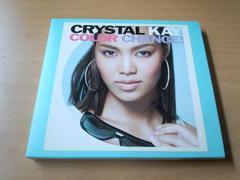 クリスタル・ケイCD「Color Change! 」Crystal Kay初回盤DVD付●