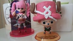 ONE PIECE チョッパー フィギュア 中古&箱なし
