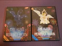 THE ALFEE「YOKOHAMA PERFECT BURN」DVDパンフ 公式&非公式セット
