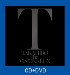 ∴EXILE TAKAHIRO【59944 CD+DVD】the VISIONALUX★新品未開封