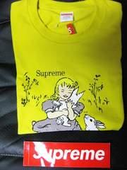 ��Supreme(����ذ�)16A/W let'sFuck Tee/�ؽ�����T���/L/�V�i