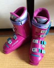 中古【スキーブーツ/24.5〜25.0cm】