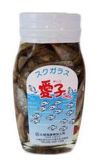 沖縄 珍味 スクガラス 愛子ちゃん (塩漬け) 120g S76M-8