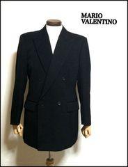 マリオバレンチノ メンズ フォーマル ダブルスーツ A2 礼服