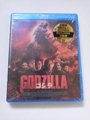 【GODZILLA ゴジラ[2014] Blu-ray2枚組】渡辺謙 美品