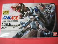 1/144 HG-AGE13 RGE-G1100 アデル 機動戦士ガンダムAGE