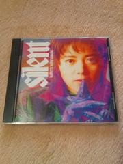 ☆中古CDアルバム☆【小比類巻かほる/silent】☆コヒー☆送料⇒180円☆