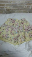 LIZ LISA上品花柄スカートパンツ新品